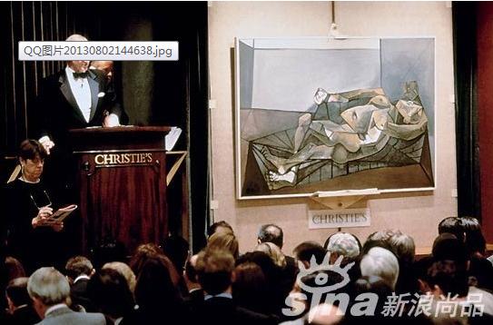 """收藏思考-当代艺术拍卖有个""""谎言共同体"""""""