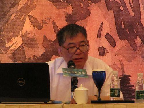 张大千研究权威李永翘先生专题