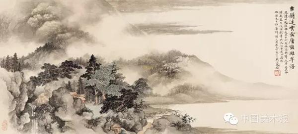 吴湖帆的艺术成就及市场价值探析