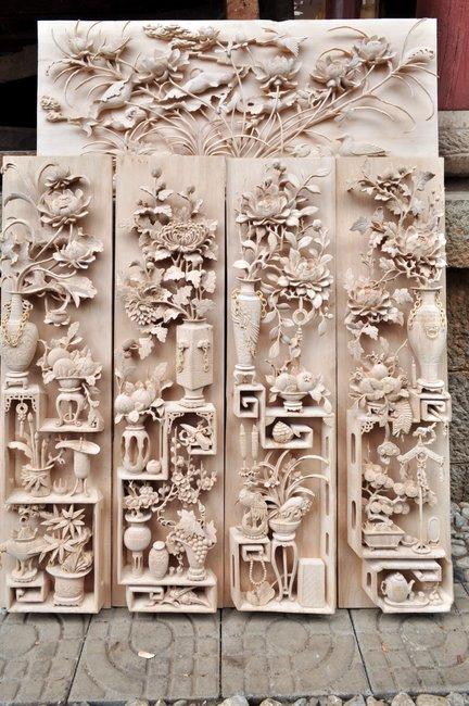 大理剑川——木雕之乡