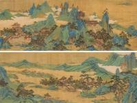 中国画各大画派及代表人物,涨知识!
