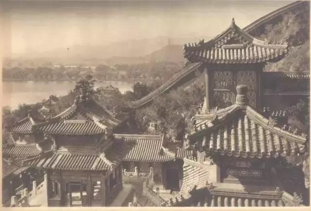 九十七年前的老北京,美得简直不像话!