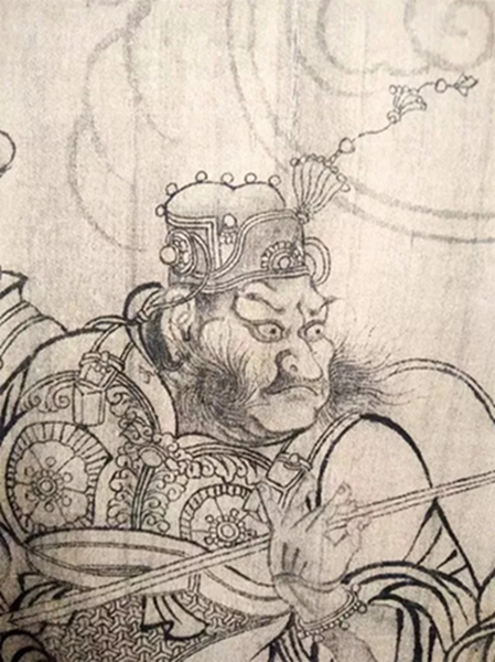 这三位,才是中国画的线描大师!