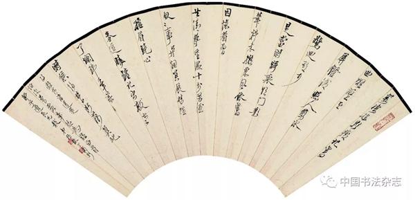 《中国书法》:谢稚柳书风演变轨迹探究