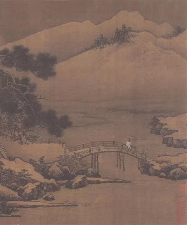 中国画的本质、特性、境界和欣赏