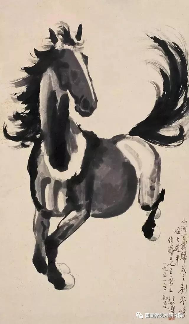 徐悲鸿:一位有良知的艺术家
