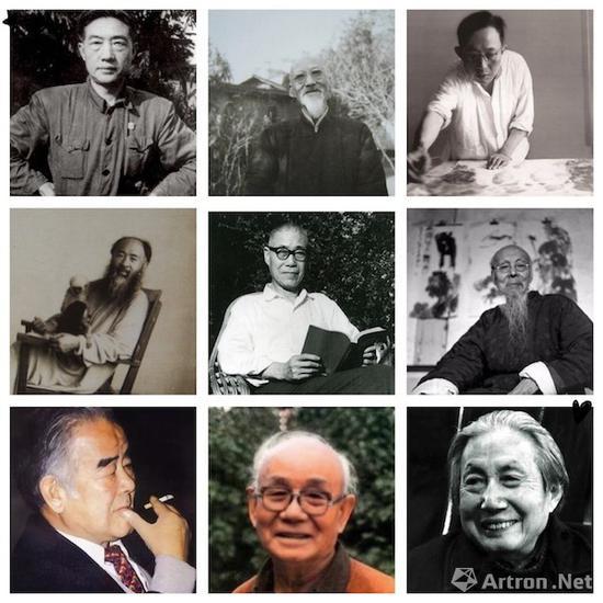 近现代书画成交TOP50:潘天寿与张大千各领风骚
