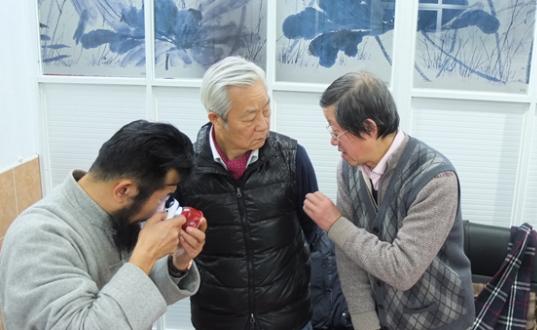 【鉴定福音】上海名家艺术品鉴定评估中心第二届免费鉴宝活动启动