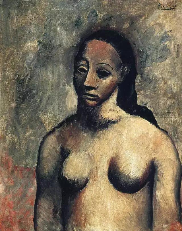 毕加索的作画视频,难得一见,十分珍贵!