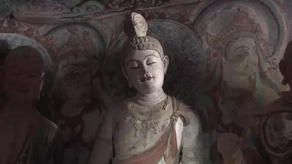 《敦煌莫高窟——美之全貌》(日本NHK电视台拍摄, 上下集)