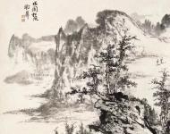 谢稚柳:一幅好画,是富于诗意的