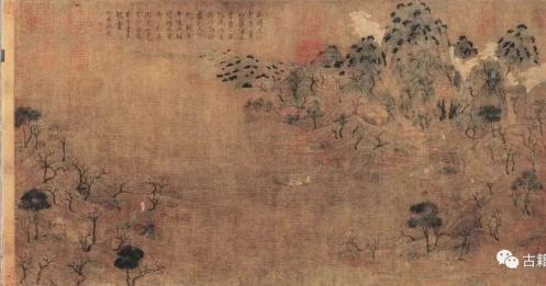 傅熹年:关于展子虔《游春图》的年代