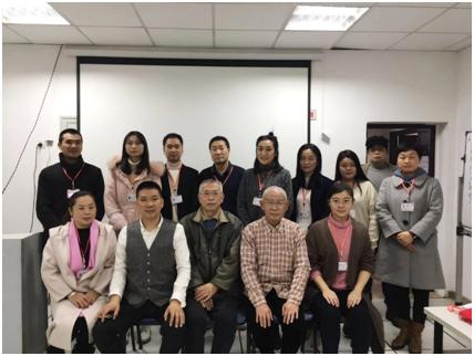 上海名家艺术研究协会名家志愿服务中心成立大会圆满成功。