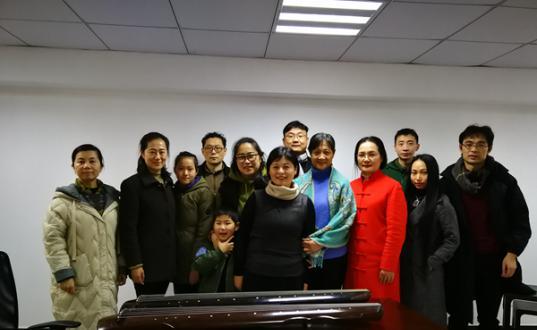 落雪迎春——名家公益进社区暨庆祝建国70周年系列活动之上海大风堂琴社新年雅集在苏州举行