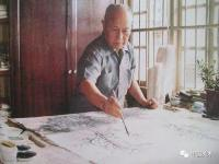 黎雄才:国画要有国画的韵味,没有笔墨就不成中国画!