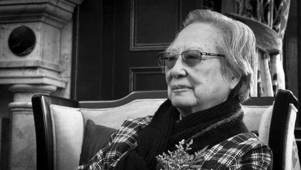 国画大师陈佩秋今晨逝世,她和谢稚柳在天上重逢了