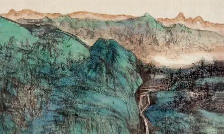 托体同山阿——上海中国画院画师追忆陈佩秋先生(一)