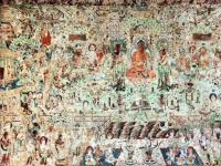 樊锦诗:敦煌壁画中的《无量寿经变》
