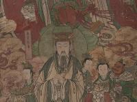 惊若鬼斧神工——河北毗卢寺壁画绘画风格探微