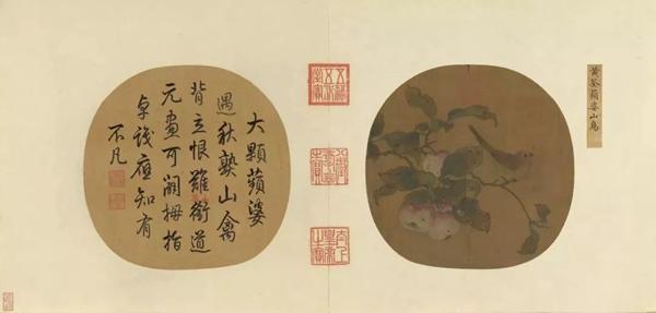 台北故宫历代禽鸟图,生动至极