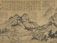 """""""元四家""""的山水画为何千古不衰?"""