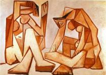 毕加索作画视频,艺术家必看!