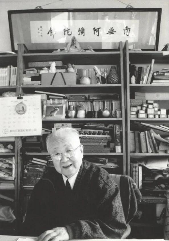 启功:谈谈李叔同先生的为人与绘画
