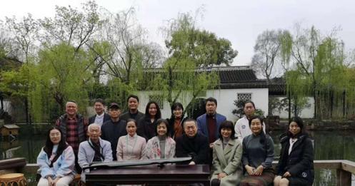 清和时节 上海名家艺术研究协会大风堂琴社春季古琴雅集