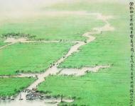 钱松嵒:画青绿山水的绝招
