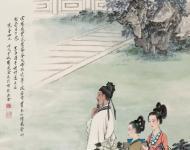 刘凌沧:中国人物画的线描