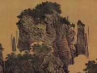 道家哲学思想与中国传统山水画的人文精神