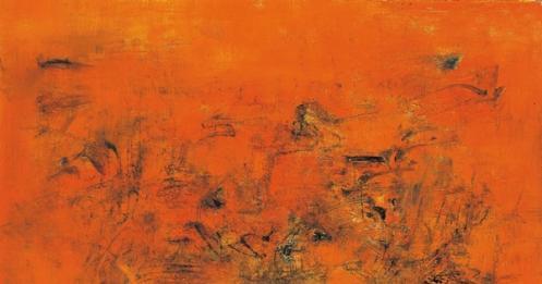 赵无极:中国画,五百年都没画出好画来